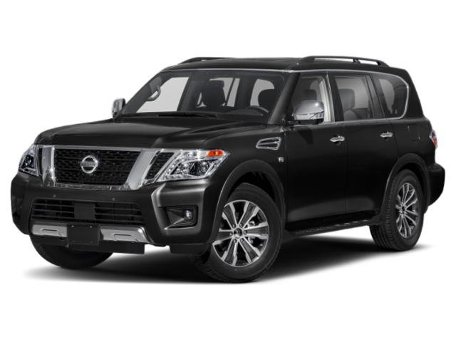 New 2020 Nissan Armada SL 4X4 With Navigation & AWD