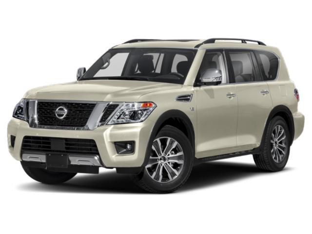 New 2020 Nissan Armada 4x4 SL