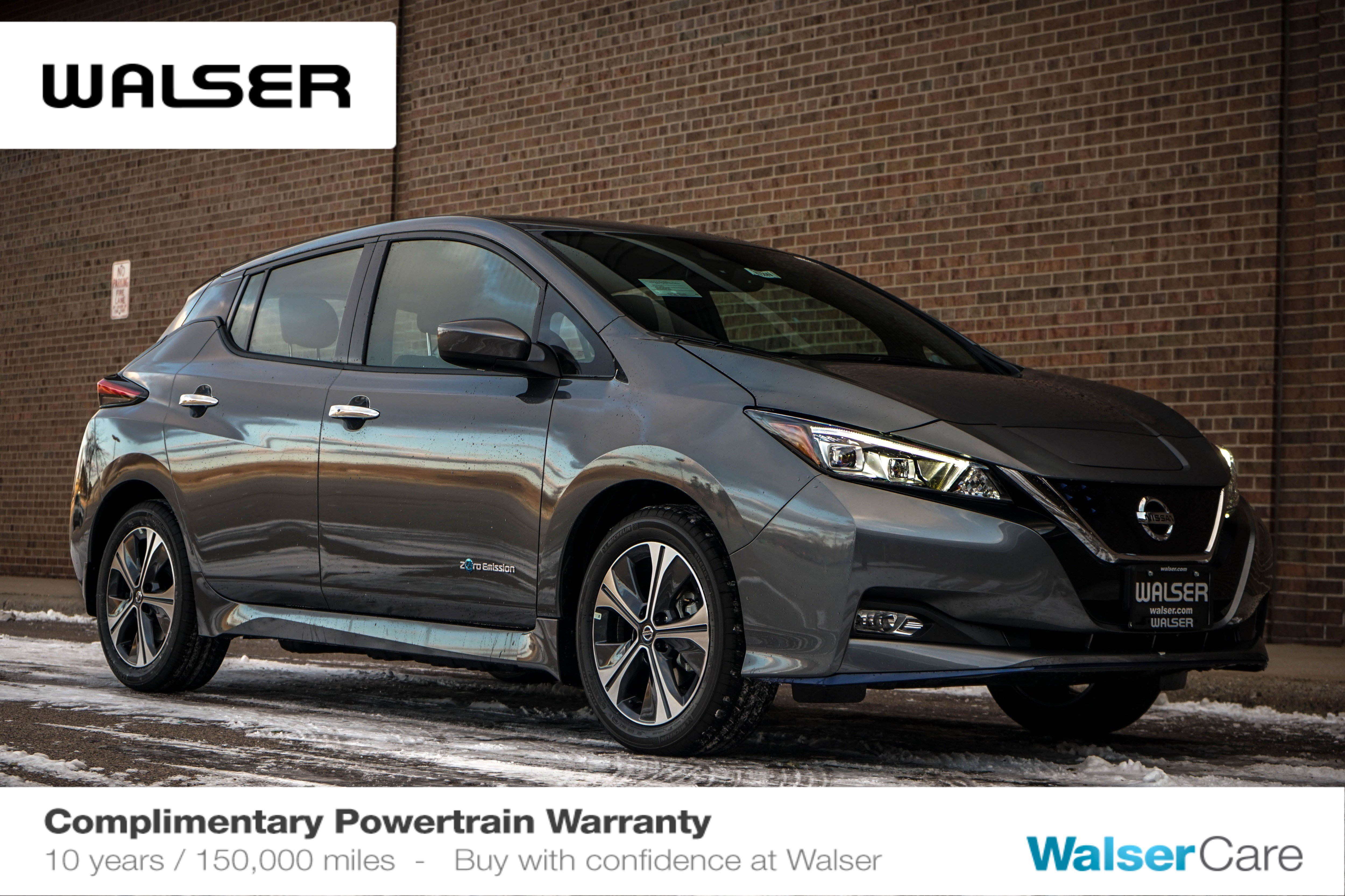 2019 Nissan Leaf SV PLUS Hatchback Lease Deals
