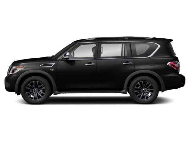 New 2019 Nissan Armada PLATINUM 4X4