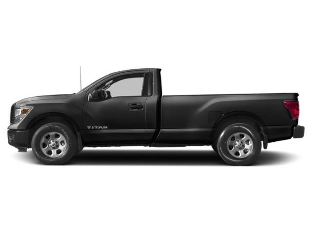 2019 Nissan Titan 4x4 Single Cab S