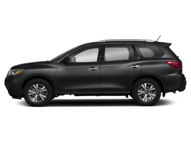 New 2020 Nissan Pathfinder S 4X4 4WD