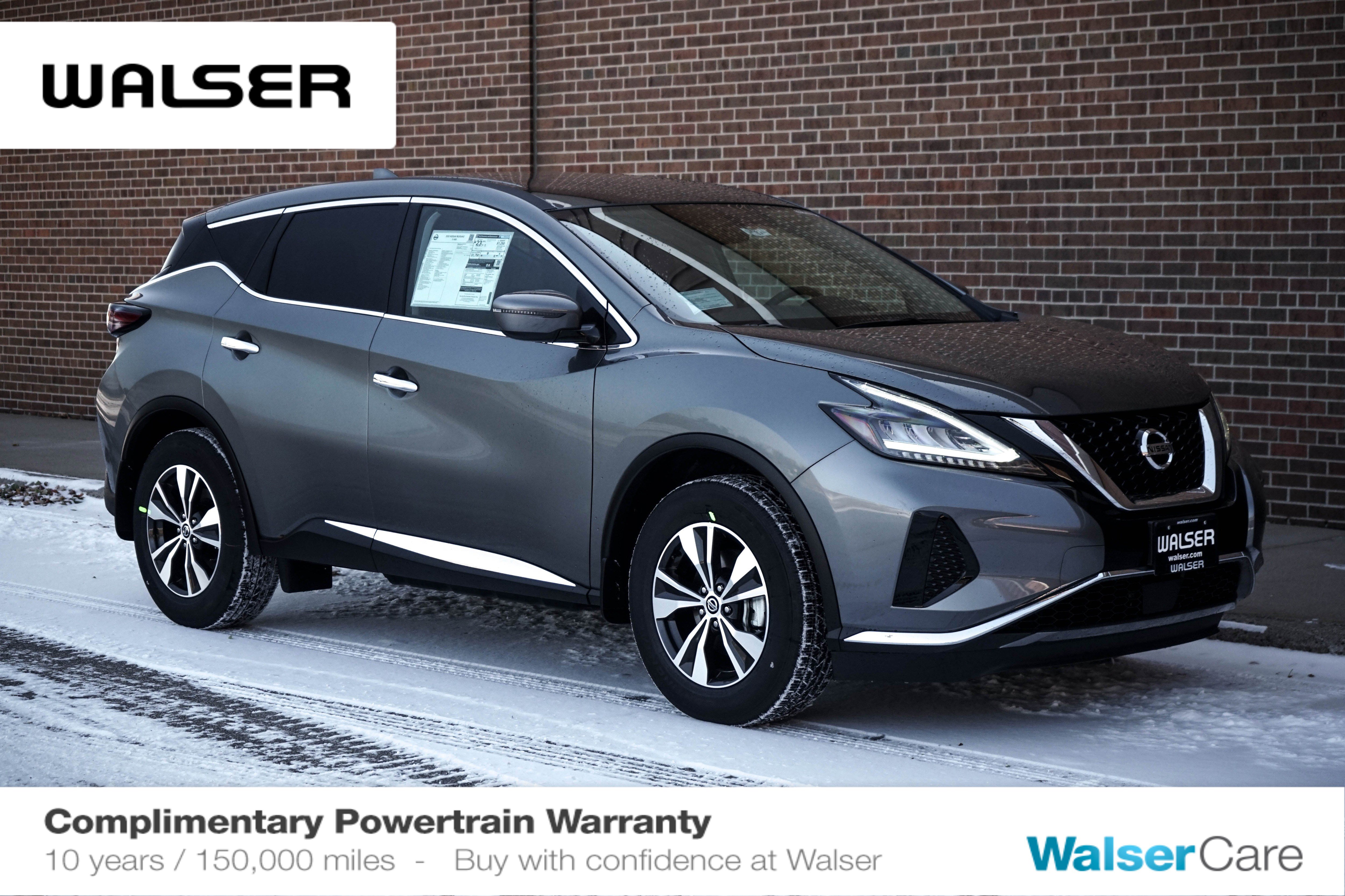 2020 Nissan Murano AWD S Lease Deals