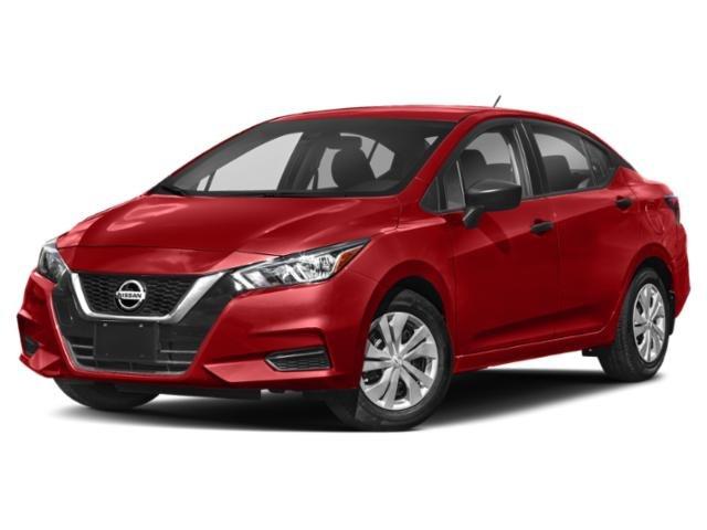 New 2020 Nissan Versa SV