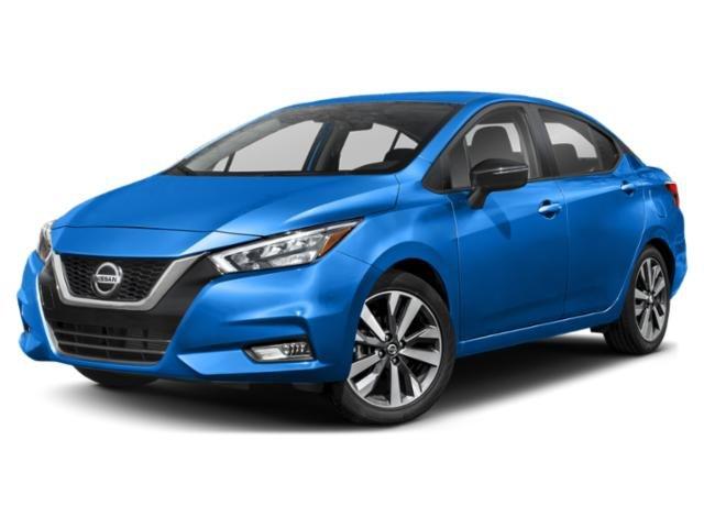 New 2020 Nissan Versa SR CVT