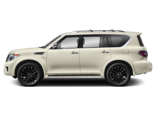 New 2020 Nissan Armada PLATINUM 4X4