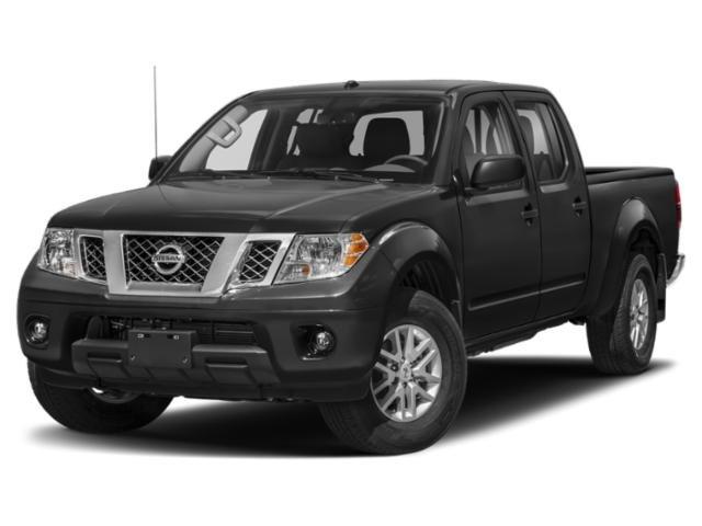 New 2020 Nissan Frontier Crew Cab 4x4 SV Auto