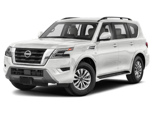 New 2022 Nissan Armada PLATINUM AWD