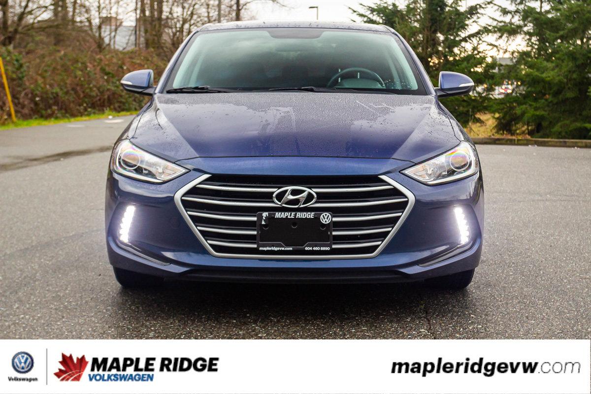 Pre-Owned 2018 Hyundai Elantra GL SE SUNROOF, CAR PLAY, GOOD ON GAS, NO ACCIDENTS, LOCAL!