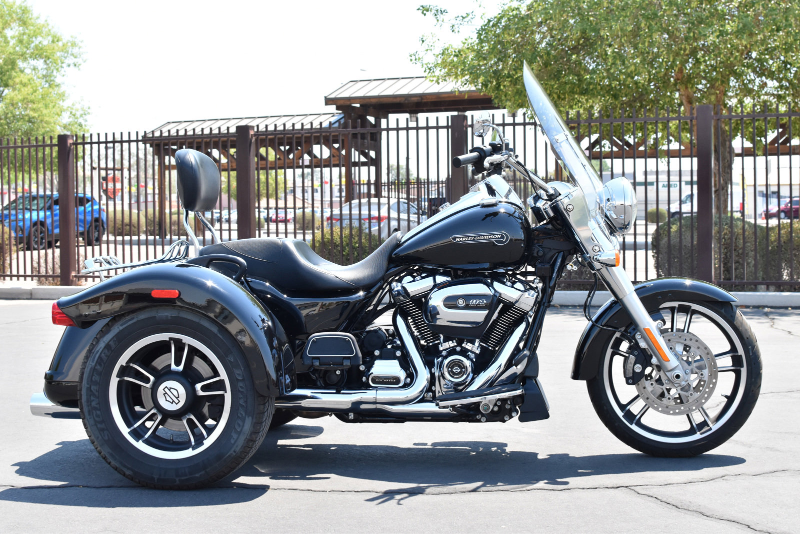 Pre-Owned 2020 Harley-Davidson Trike Freewheeler FLRT