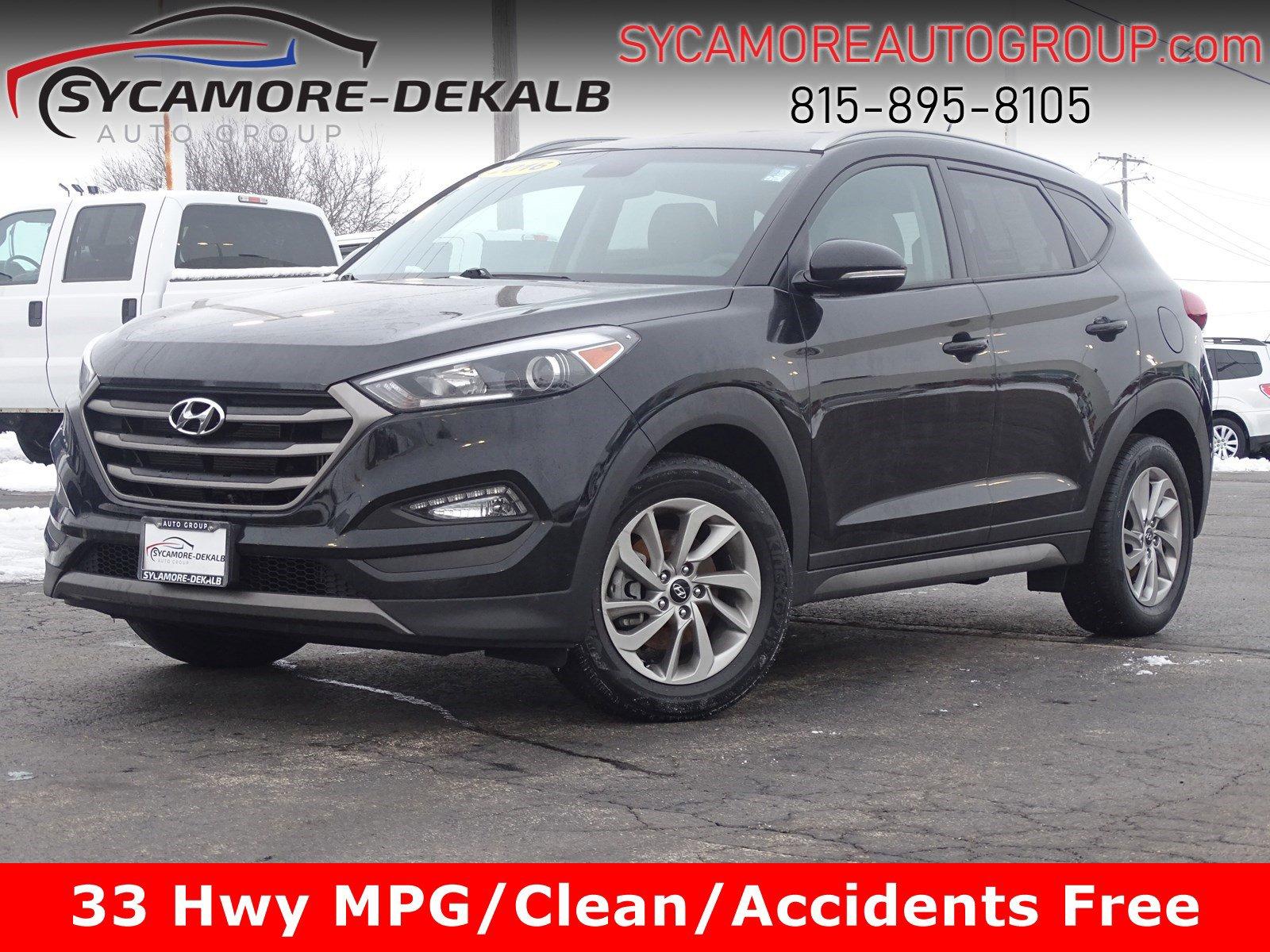 Pre-Owned 2016 Hyundai Tucson Eco