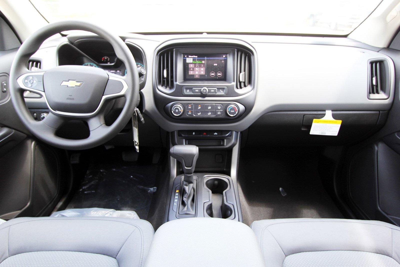 New 2020 Chevrolet Colorado 2WD Work Truck