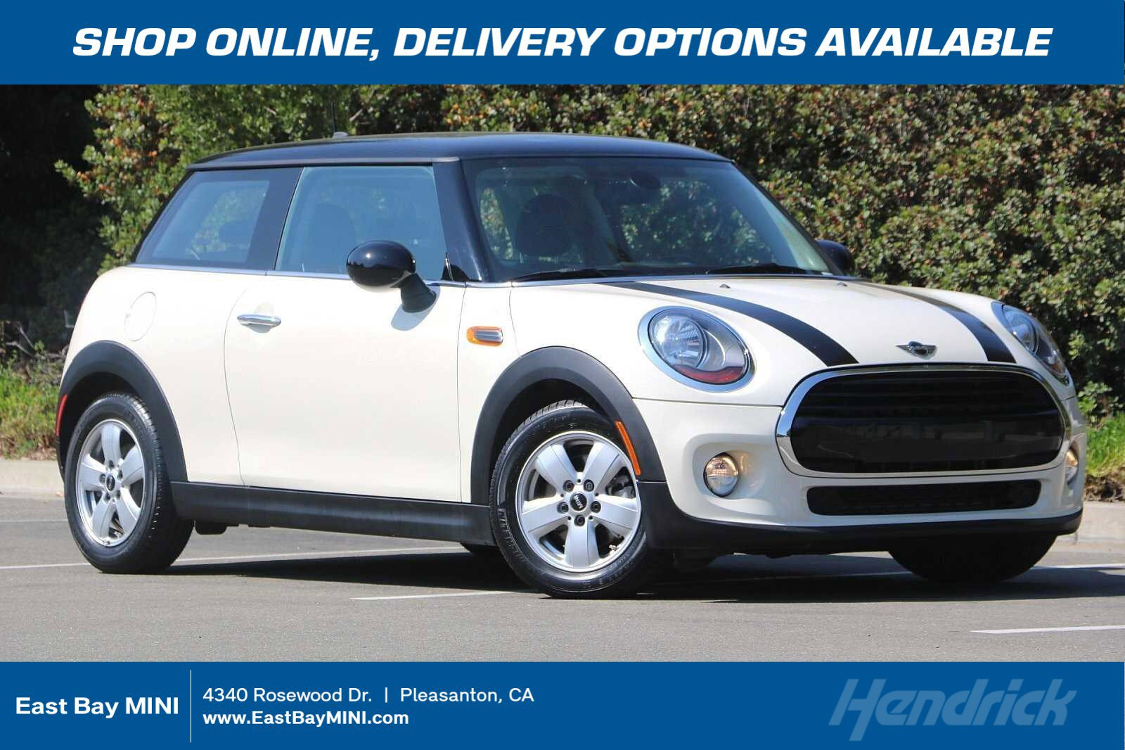 Certified Pre-Owned 2017 MINI COOPER HARDTOP 2 DOOR