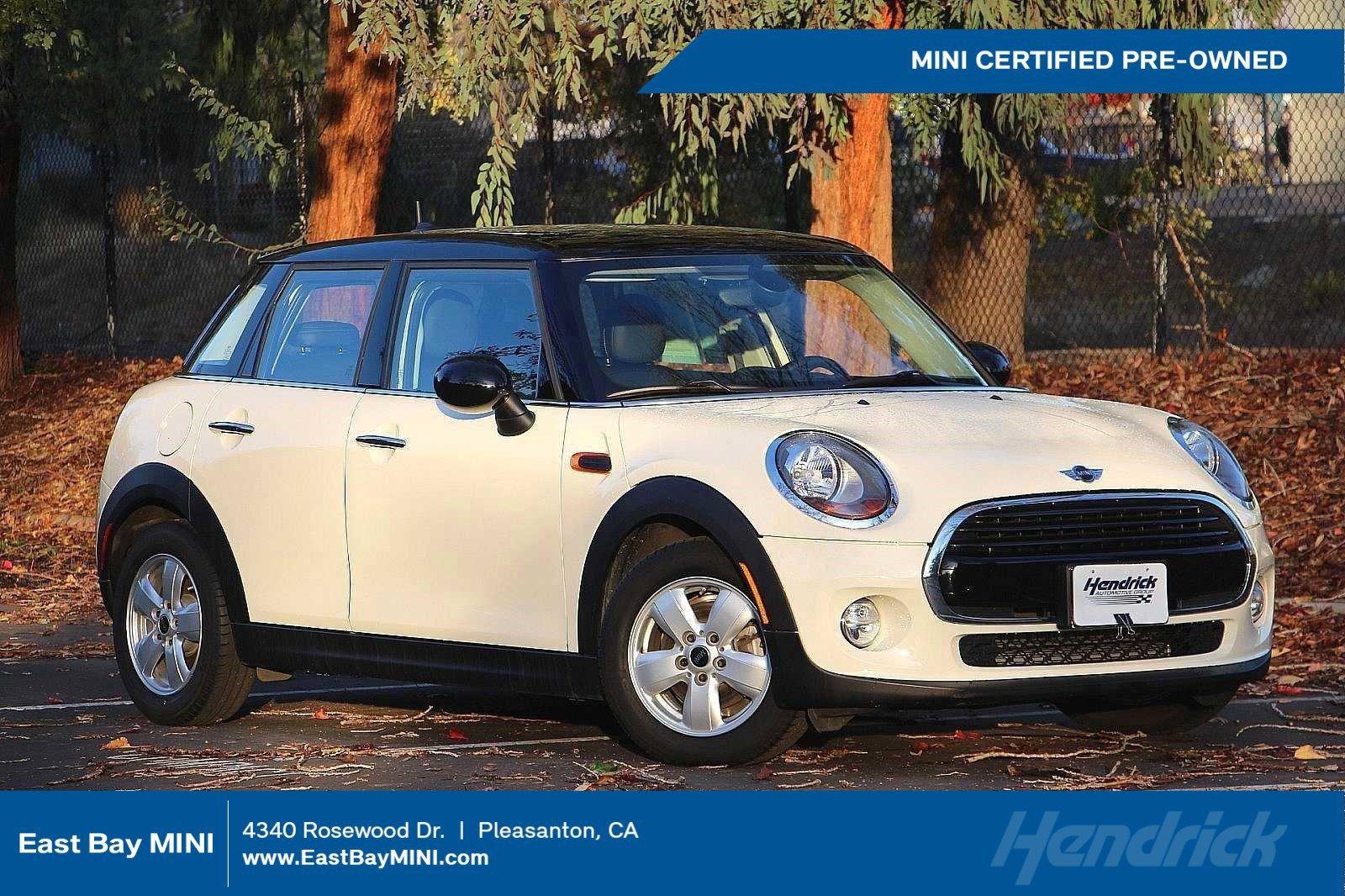 Certified Pre-Owned 2017 MINI Hardtop 4 Door Cooper