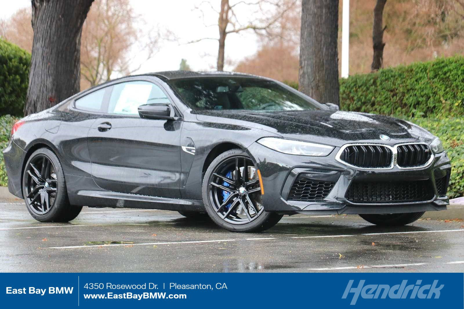 New 2020 BMW M8 2DR CPE M850I XDR
