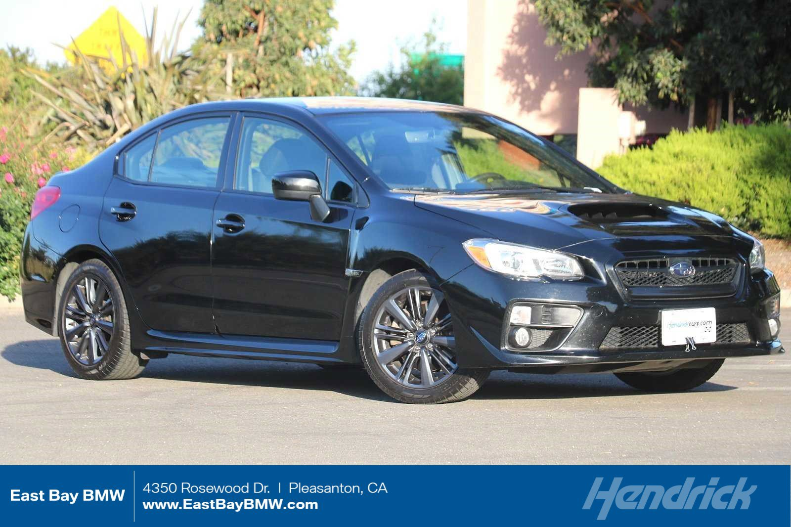 Pre-Owned 2017 Subaru WRX Manual