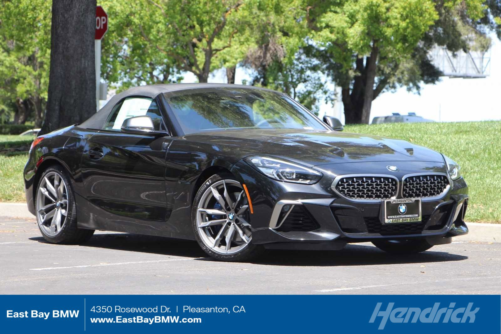 New 2020 BMW Z4 sDriveM40i