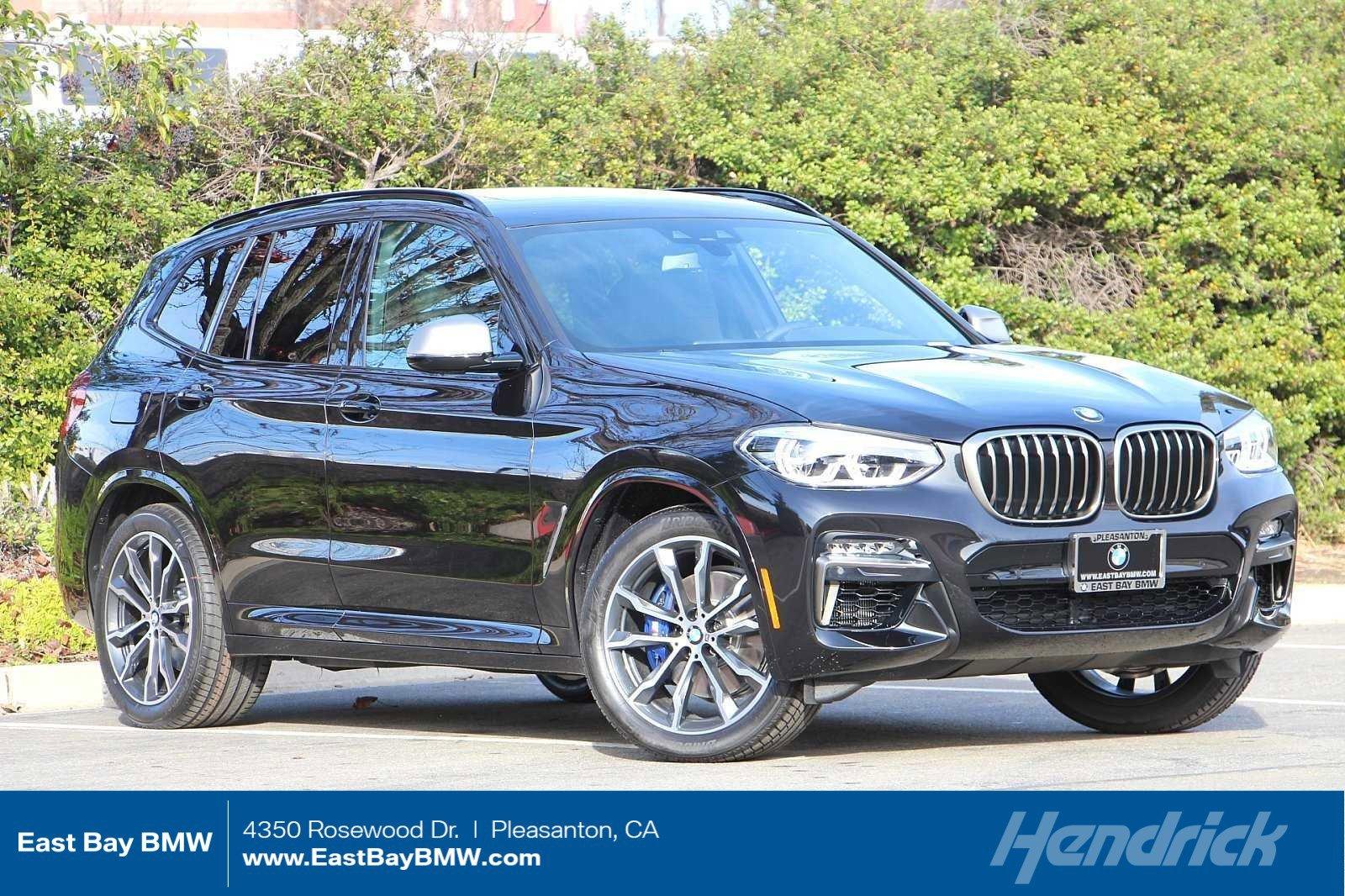 New 2020 BMW X3 M40i