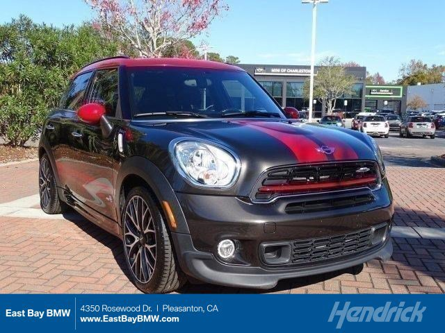 Pre-Owned 2015 MINI Cooper Countryman John Cooper Works