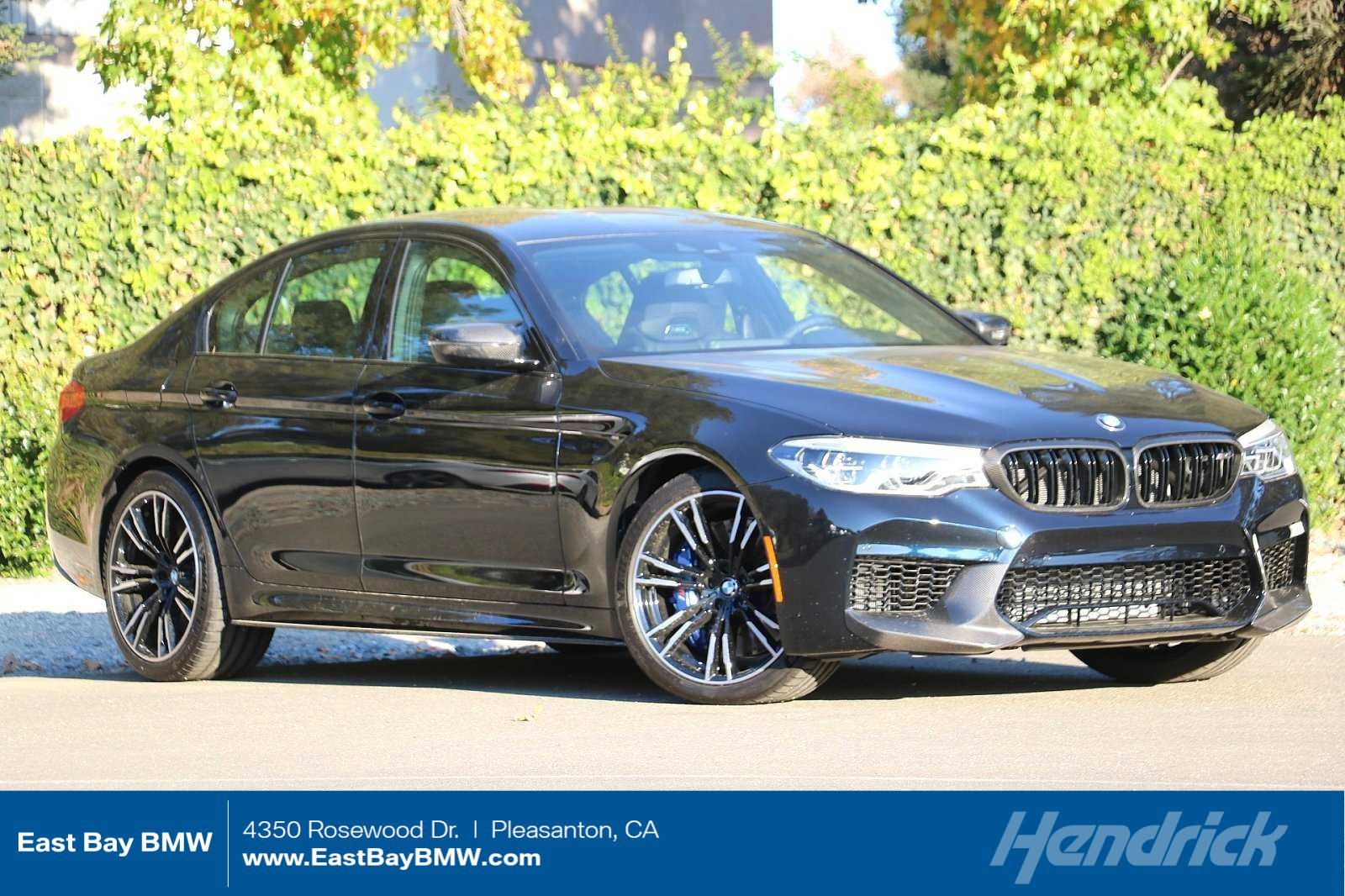 New 2020 BMW M5 Sedan