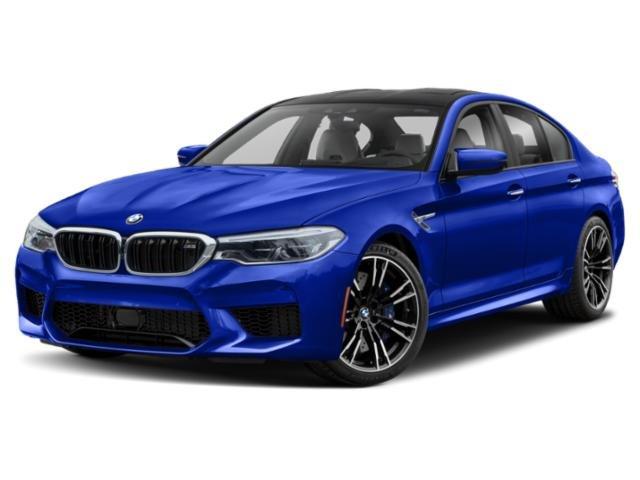 New 2019 BMW M5 Sedan
