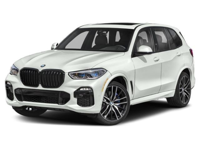 New 2020 BMW X5 M50i