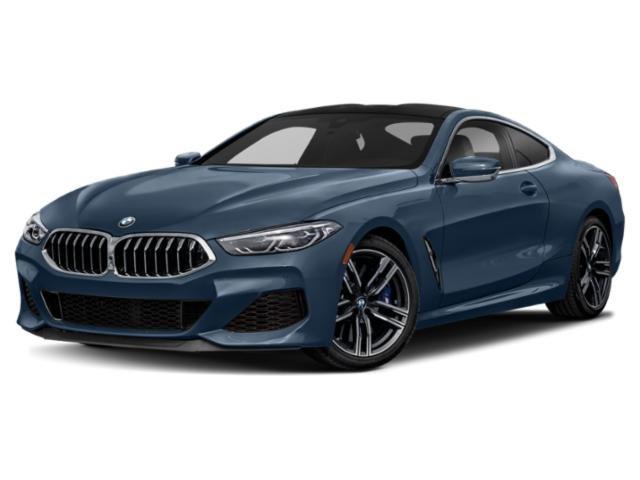 New 2021 BMW 8 Series M850i xDrive