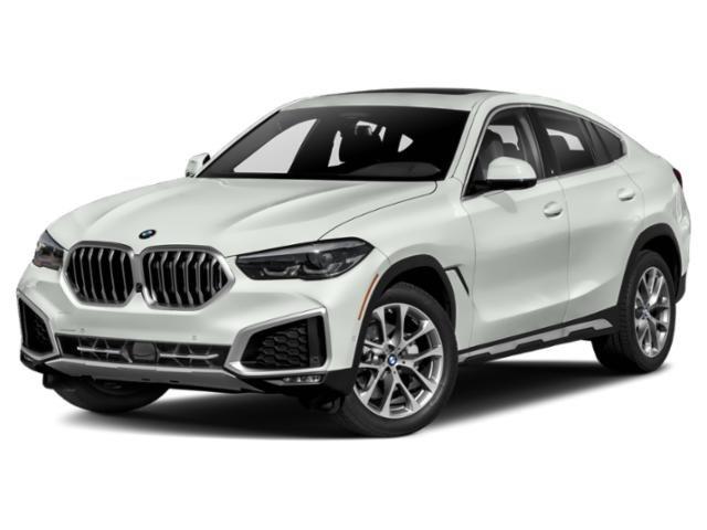 New 2021 BMW X6 M50i