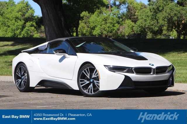 New 2019 Bmw I8 Roadster Awd Convertible