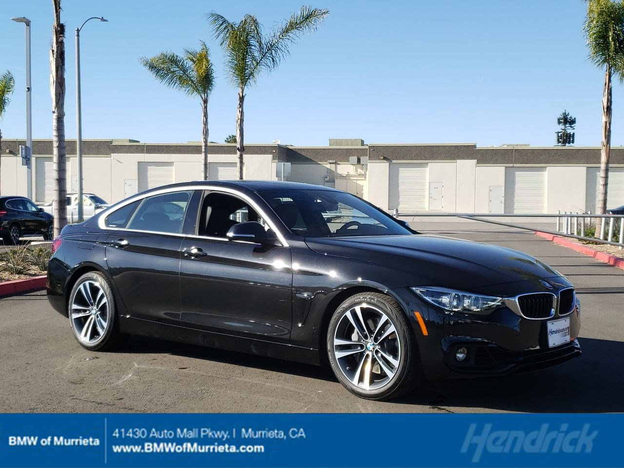 Pre-Owned 2020 BMW 4 Series 440i