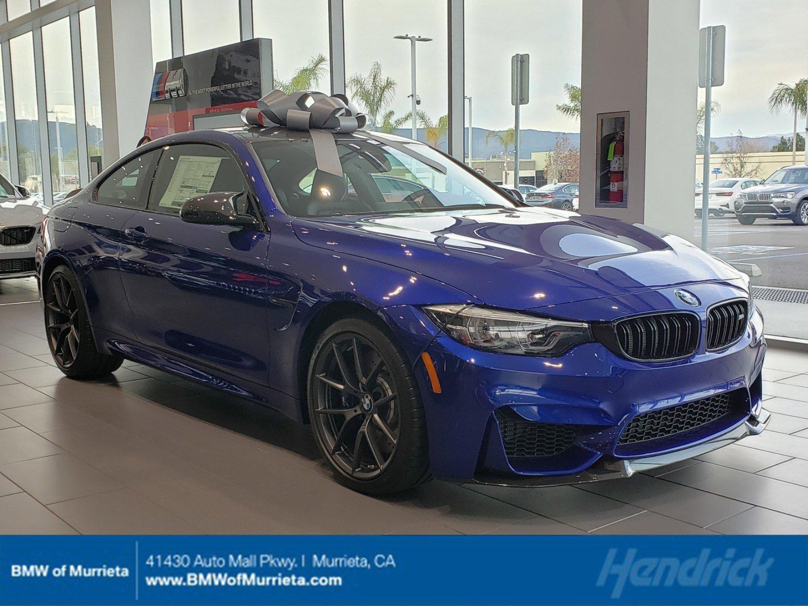 New 2020 BMW M4 CS