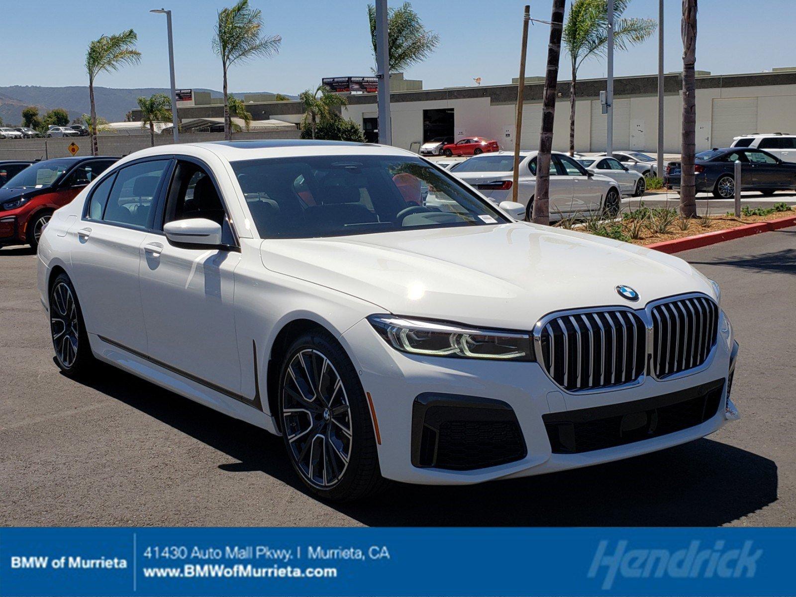 New 2020 BMW 7 Series 740i