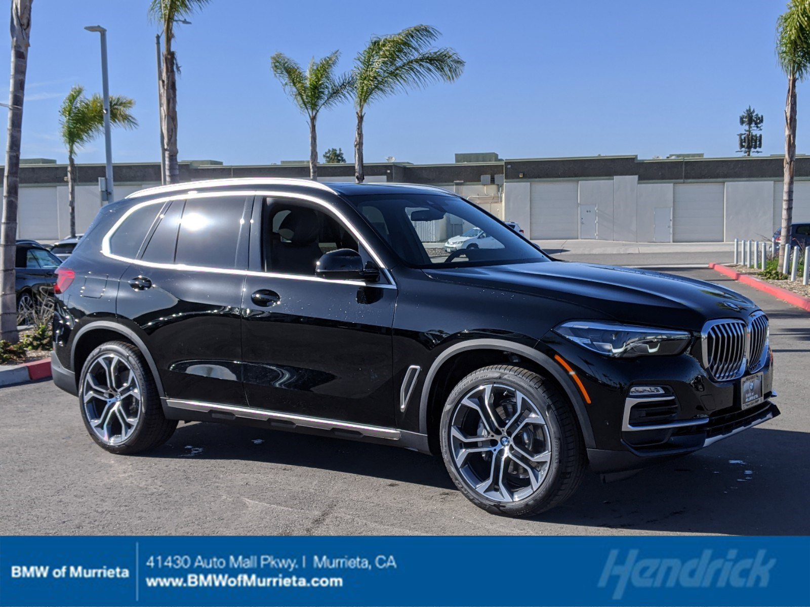 New 2020 BMW X5 sDrive40i