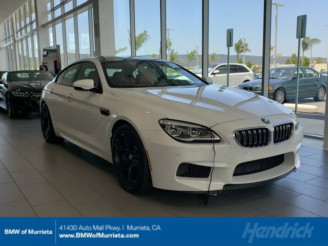 New 2019 Bmw M6 Gran Coupe Rwd Sedan