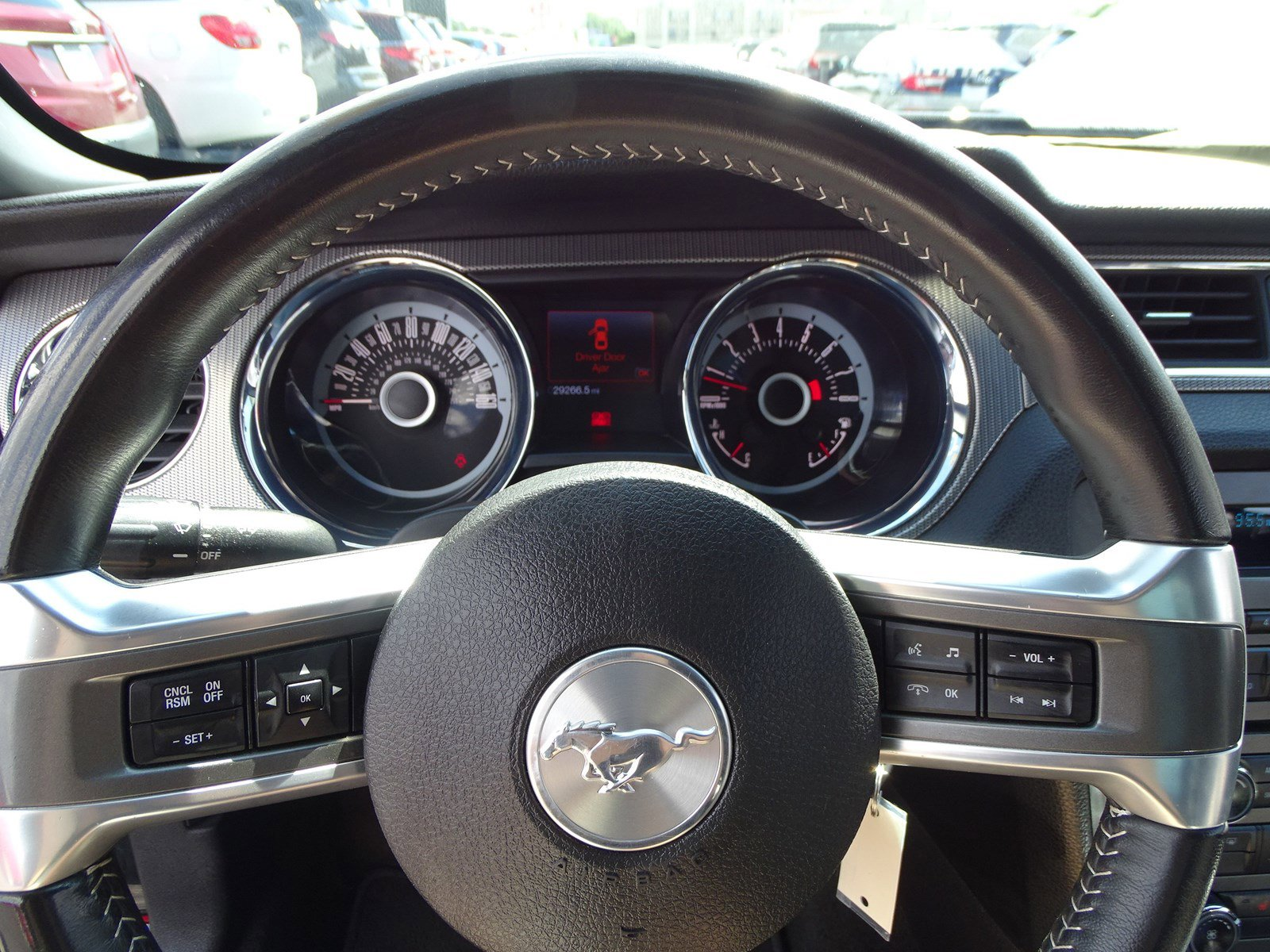 Pre-Owned 2013 Ford Mustang