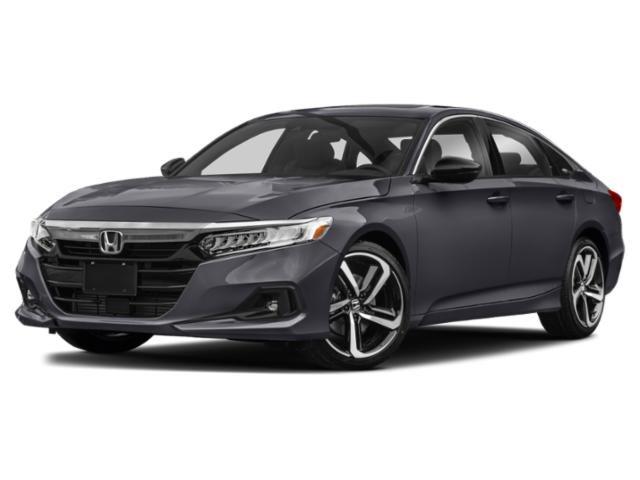 New 2021 Honda Accord Sedan Sport