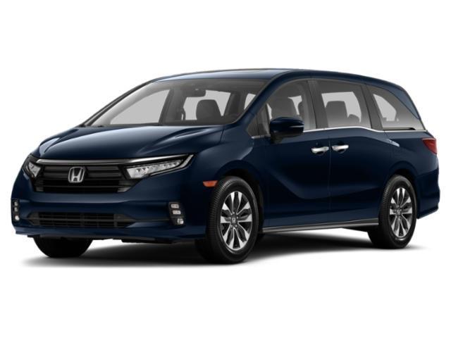 New 2021 Honda Odyssey EX-L