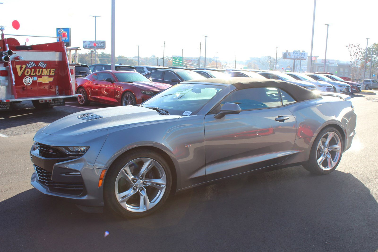 Pre-Owned 2019 Chevrolet Camaro 2SS