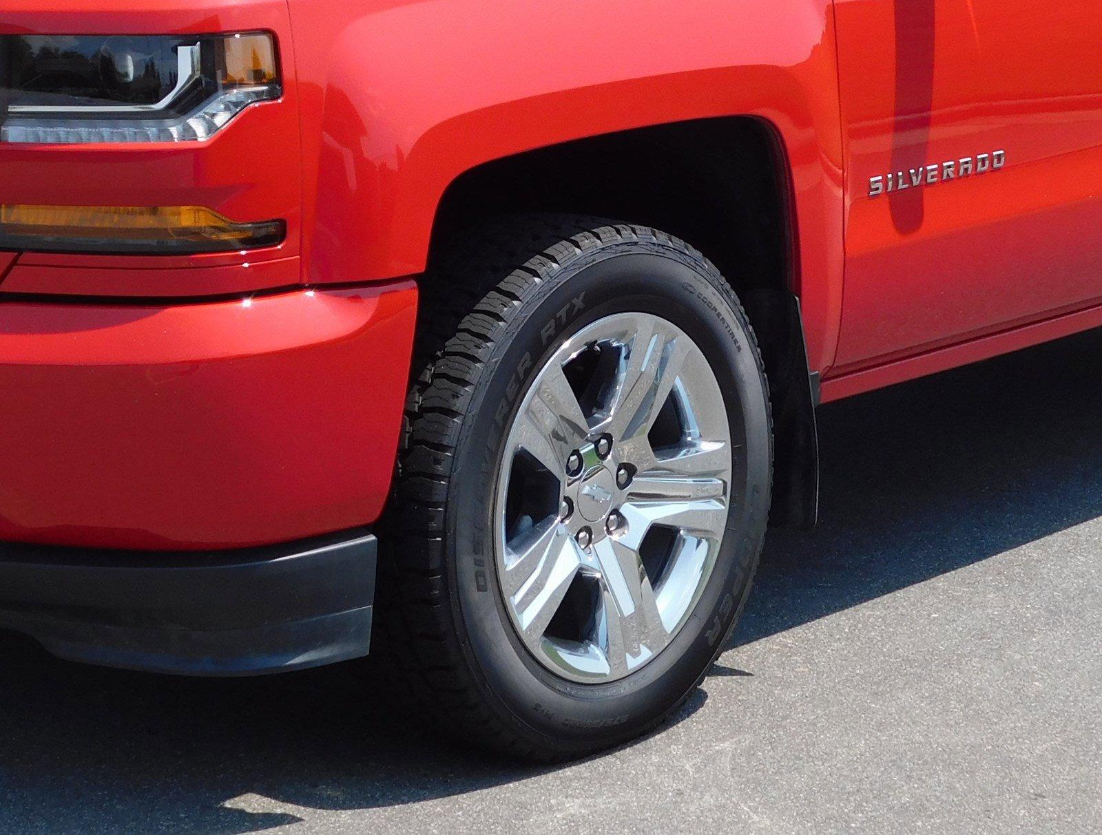 Pre-Owned 2016 Chevrolet Silverado 1500 Custom