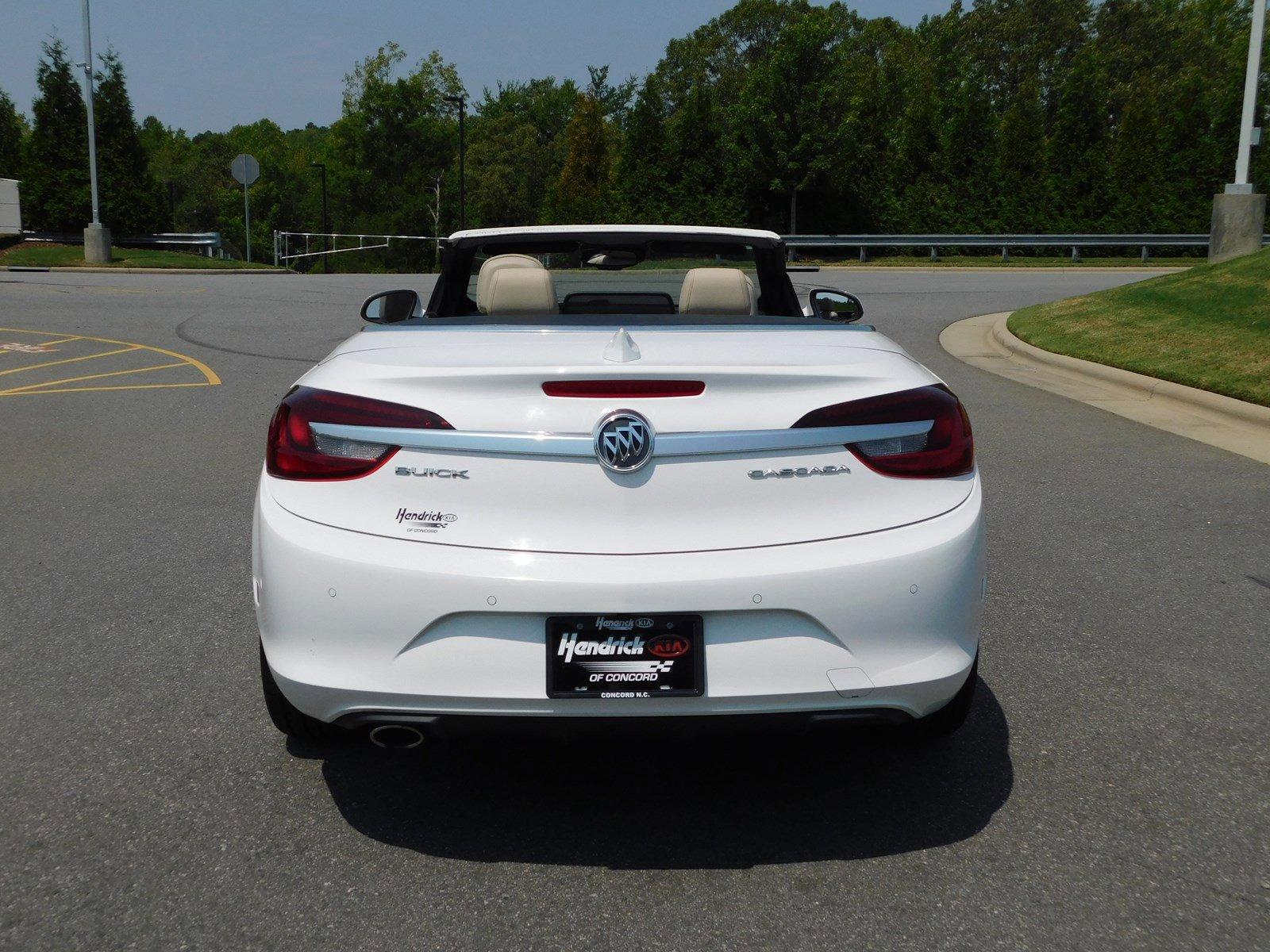 Pre-Owned 2016 Buick Cascada Premium
