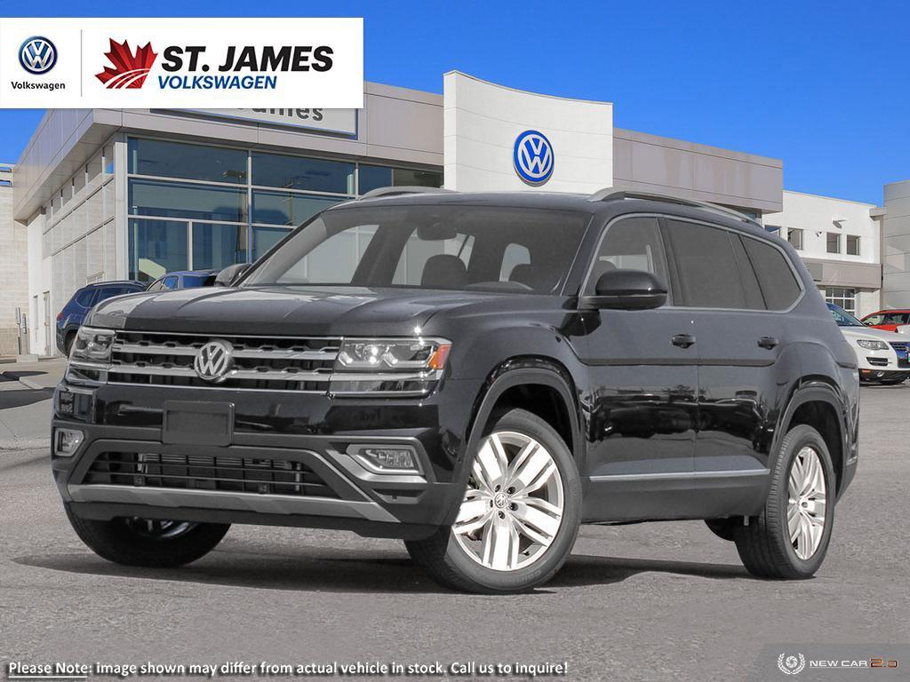 New 2019 Volkswagen Atlas Execline
