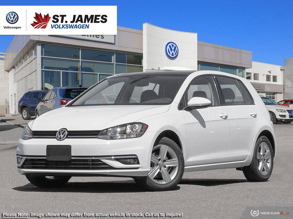 New 2019 Volkswagen Golf Highline