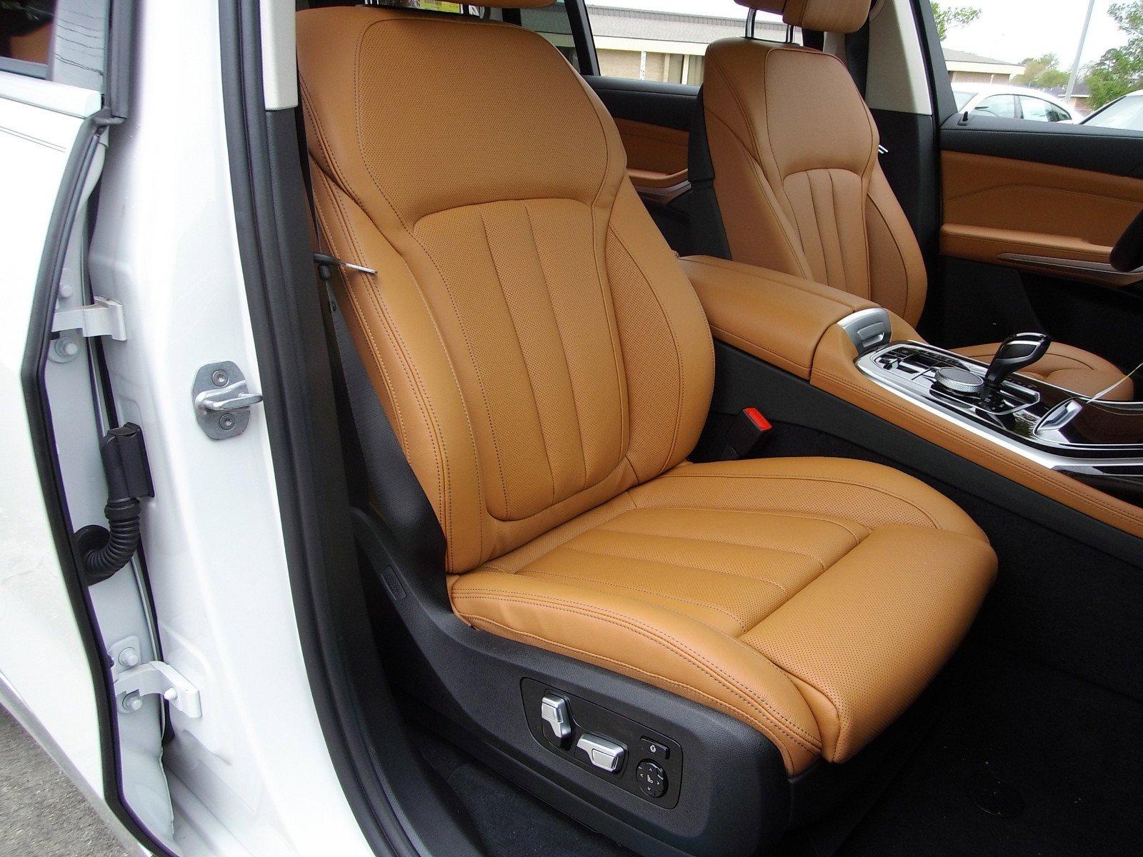 New 2020 BMW X7 xDrive40i