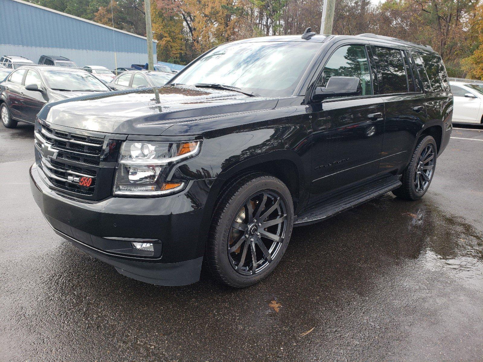 New 2019 Chevrolet Tahoe Premier