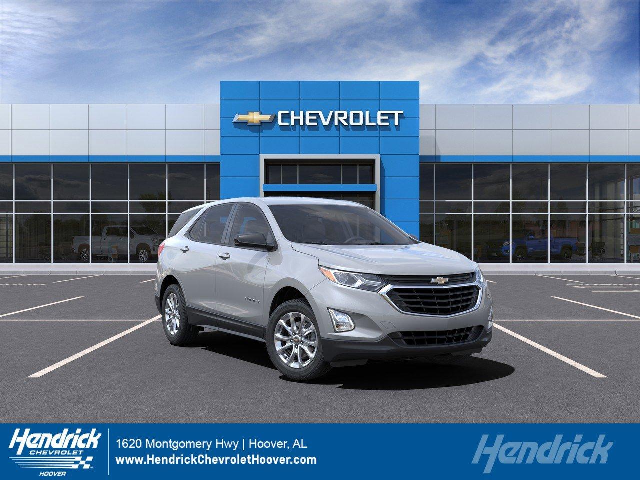 New 2021 Chevrolet Equinox LS