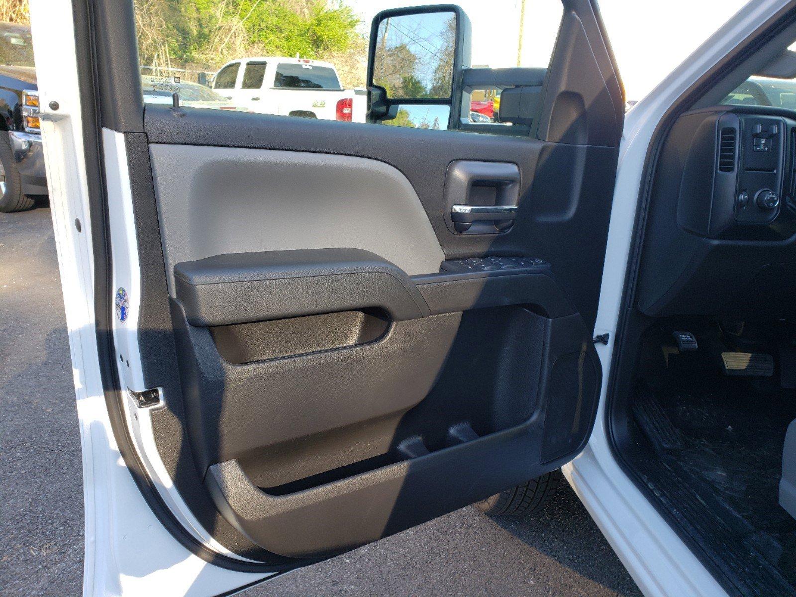 New 2019 Chevrolet Silverado 3500HD WT