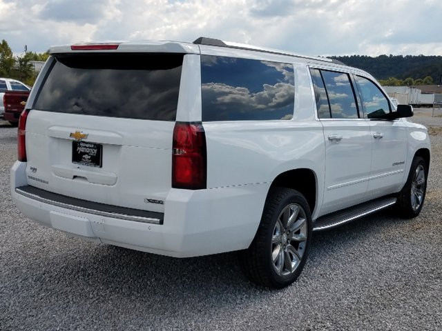 New 2018 Chevrolet Suburban Premier RWD SUV