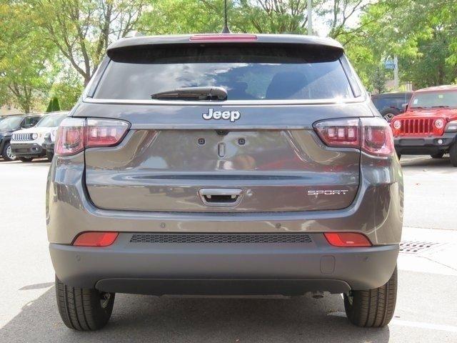 New 2020 Jeep Compass Sport