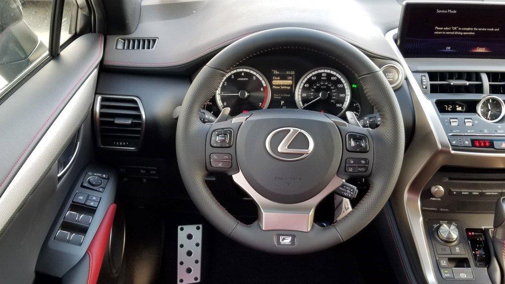 New 2019 Lexus NX NX 300 F SPORT