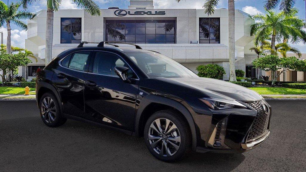 New 2019 Lexus UX UX 200 F SPORT